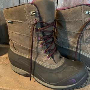 The North Face Heat Seeker Chilkat Boot 9.5